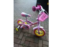 Peppa pig bike and balance bikes