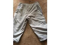 Adidas three quarter length shorts
