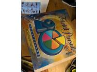 Trivial pursuit 20 board game