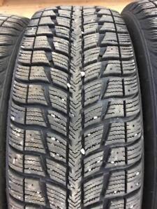 4 pneus d hiver 225/60r17 federal a l etat neufs