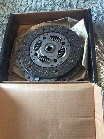 Solid Fly Wheel Clutch Kit