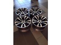 """New 20"""" Rims for BMW X5 X6 F15 F16 E70 E71 M469 R20"""