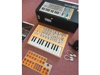 Arturia Microbrute (yellow limited edition)