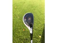 SALE!!! TaylorMade R15 Rescue. #3 (19 deg) Stiff. Now just £49.95