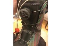 Burton Ladies Starstruck Snowboard Boots 7.5