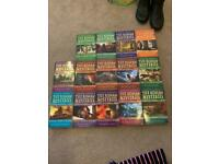 The Roman Mysteries Set of Books