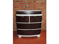 Bloom luxo changer with large chest of drawers (Delivery)