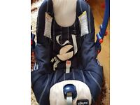 Chicco Car Seat For Infant Baby