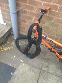 Bmx bike mongoose