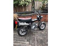 Dax monkey bike 90cc
