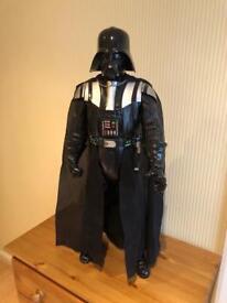 "31"" Darth Vader Figure"