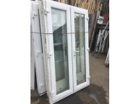 Second Hand French Door W/1220 x H/2080 ***ONLY £220***