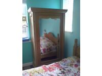 TWO WARDROBES FOR SALE