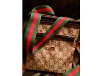 Mens/boys Gucci pouch