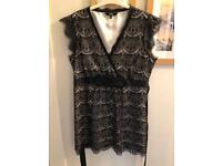 Star by Julian McDonald top - size 16 - fantastic condition! '