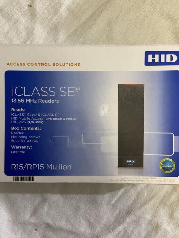 HID Multi Class SE PR15 Mullion Reader