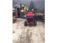 Westwood tractor