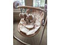Mothercare swinging chair