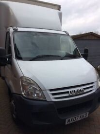 IVECO DAILY 35-150 CURTAIN SIDE TRUCK, 3.5 TONNE, 150BHP