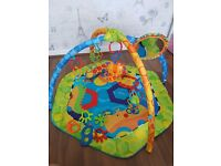 O- Ball Activity Play Gym. PERFECT CONDITION!!!