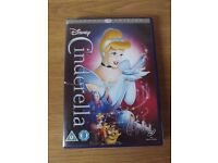 Disney Cinderella DVD Diamond Edition