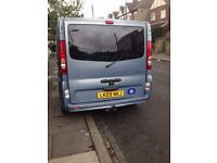 Renault Trafic 9 Seater minibus, *London congestion charge exempt* £8500 . Absolutely no offers.