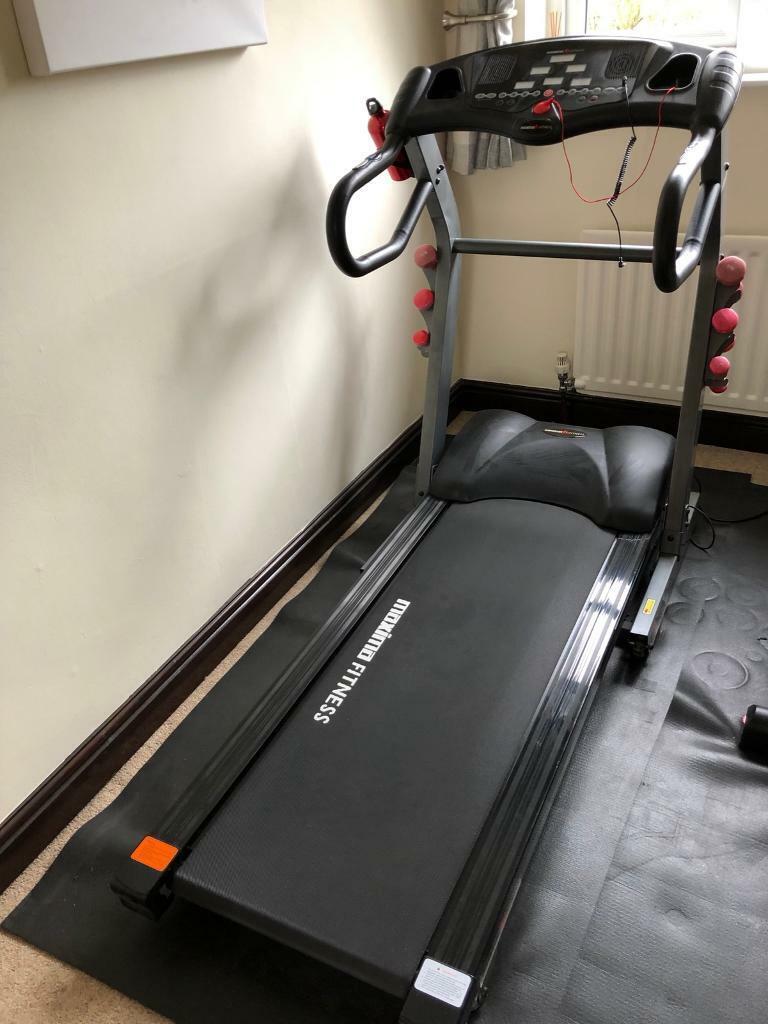 Maxima Fitness MF 2000 SpeedsterXT Auto Incline Folding Treadmill 2000 /  running machine | in Huddersfield, West Yorkshire | Gumtree