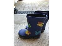 Next boys wellies