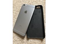 Iphone 6 plus 16gb space grey excellent condition