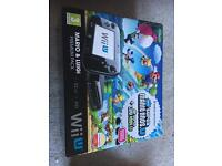 Nintendo Wii u with 55 games