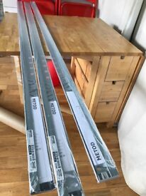 Ikea METHOD suspension rail for wall cabinets shelves new in pack