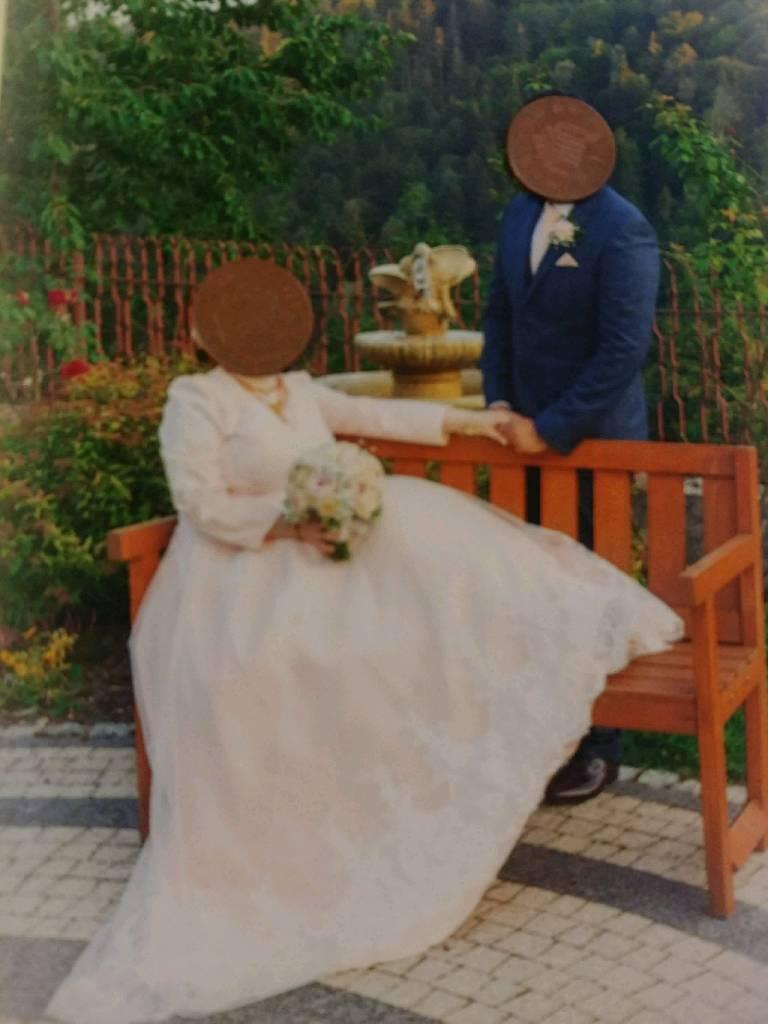 Uk 1214 Vintage Wedding Dress In Luton Bedfordshire Gumtree