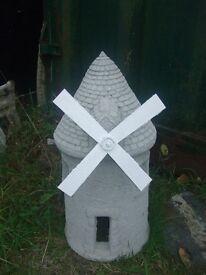 new stone windmill