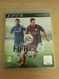 Fifa 15 - PS3 Game