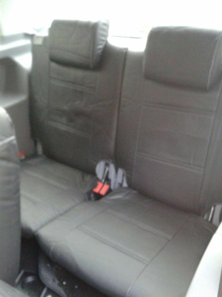 HIGH QUALITY Leather Like Car Seat Covers, MADE TO MEASURE FOR EACH