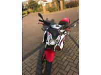 Honda cb650f sell and part exchange swap car