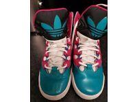 Adidas teen shoes