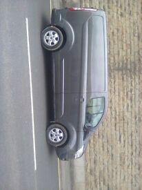 ford transit custom limited edition