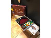 Last chance saloon vintage board game Christmas fun