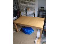 Bjursta - Extending table - Oak