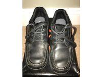 Rhino school shoes - Boys 7F