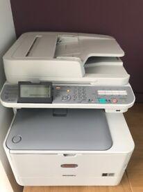 Oki Colour - All in one - Printer/scanner/copier/fax