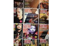 Guitar Magazine collection