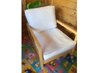 IKEA rocking chair armchair