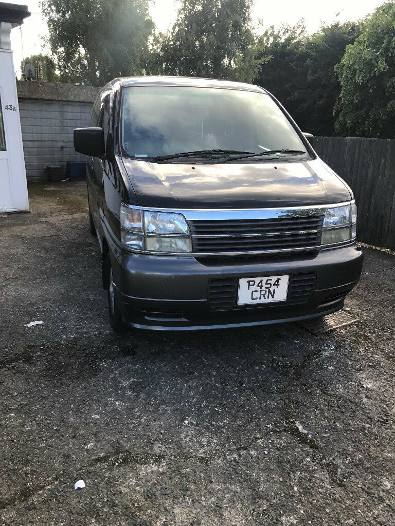 NISSAN ELGRAND 3.2 TURBO DIESEL 7 SEATER NOT TOYOTA, FORD, VAUXHALL,