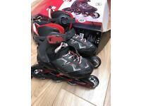 Roller blades skates