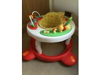 Mothercare baby walker and activity centre