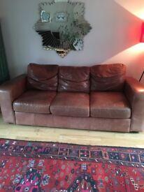 Sofa Workshop Leather Sofa
