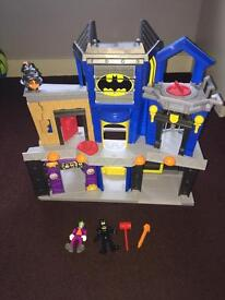 Imagine the Batman - Gotham City Playset