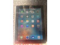 iPad 2 64 gb black wifi £140
